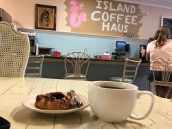 Island Coffee Haus May 2018