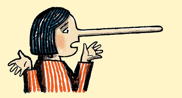 Lie Nose