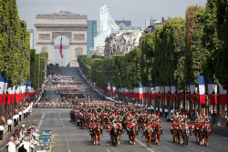 Bastille Day Parade