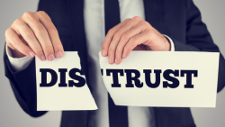 Man Distrust