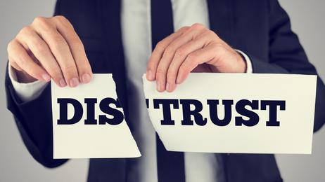 Man Distrust