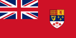 Canadian Flag pre 1965