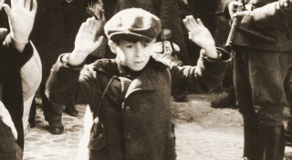 Child Nazi Poland