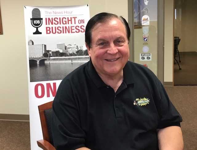 Burt Ward IOB 12 July 2017