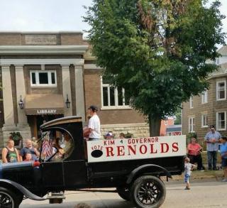Reynolds Parade Truck 2018