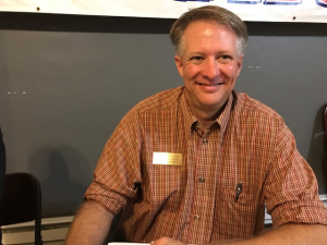 David Weaver Oct 2018