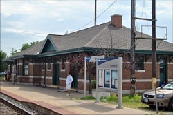 Osceola Train Station