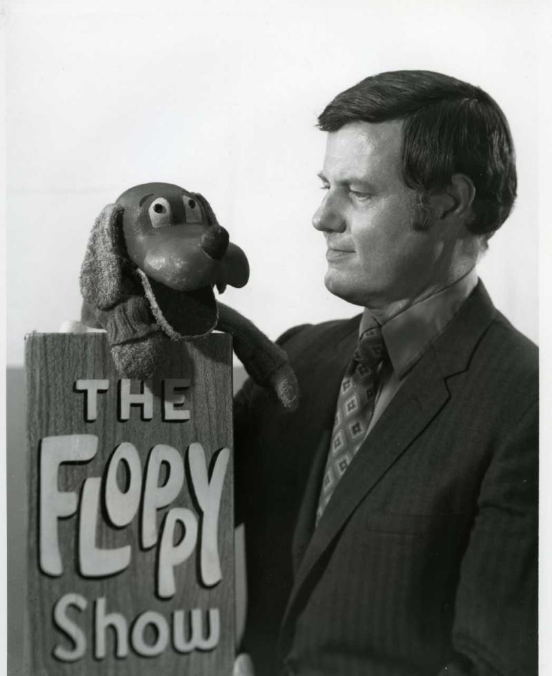 Duane Ellott and Floppy