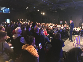 Booker Crowd Feb 2019