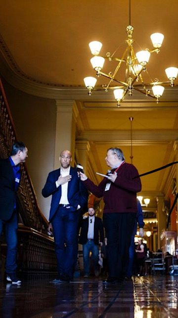 MPL Cory Booker 16 March 2019 Brian Powers DM Register