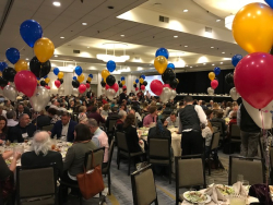 NYPA Lunch Crowd April 2019