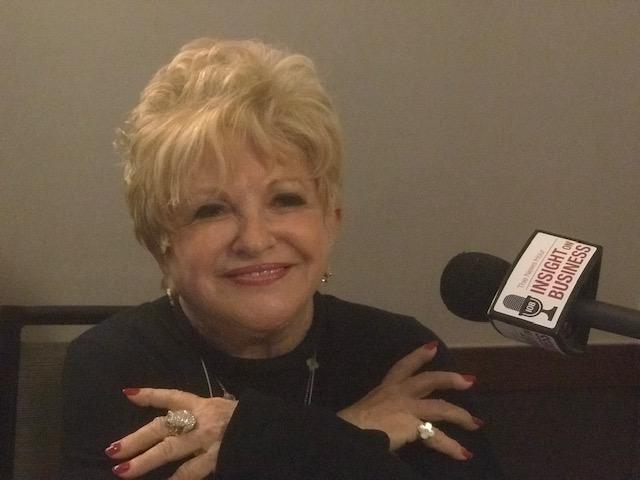 Victoria Schneps IOB April 2019