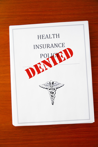 Health Insurance Denied