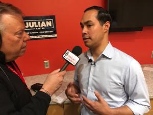 Julian Castro MPL 8 May 2019