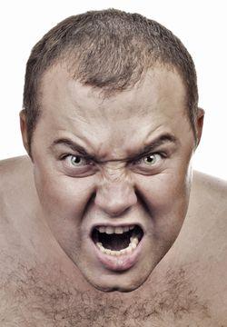 Man Angry