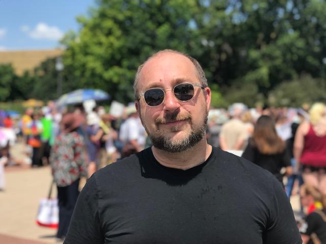 Steve Roach Knight July 2019