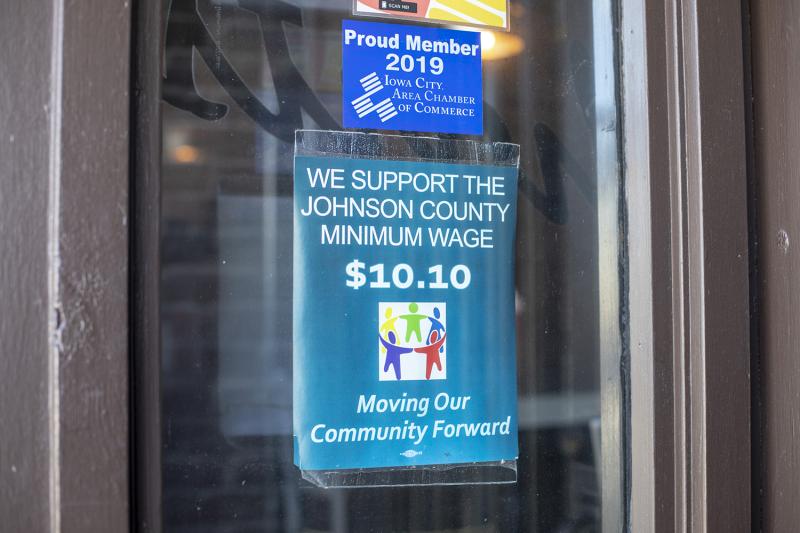 Minimum Wage Johnson County