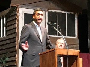 Ro Khanna Jefferson Dec 2018