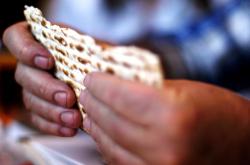 Passover Two Matzah