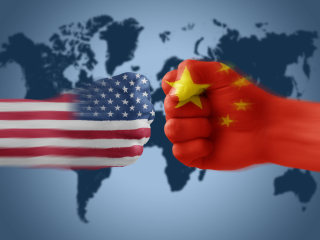 China US Fists