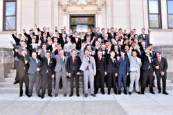 Nazi Salute Wisconsin High School 2019