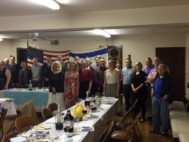 Seder Two 2017