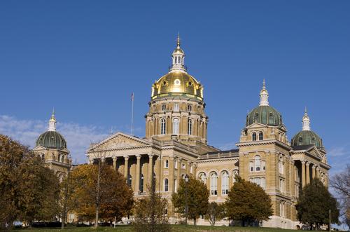 Iowa Capitol Day