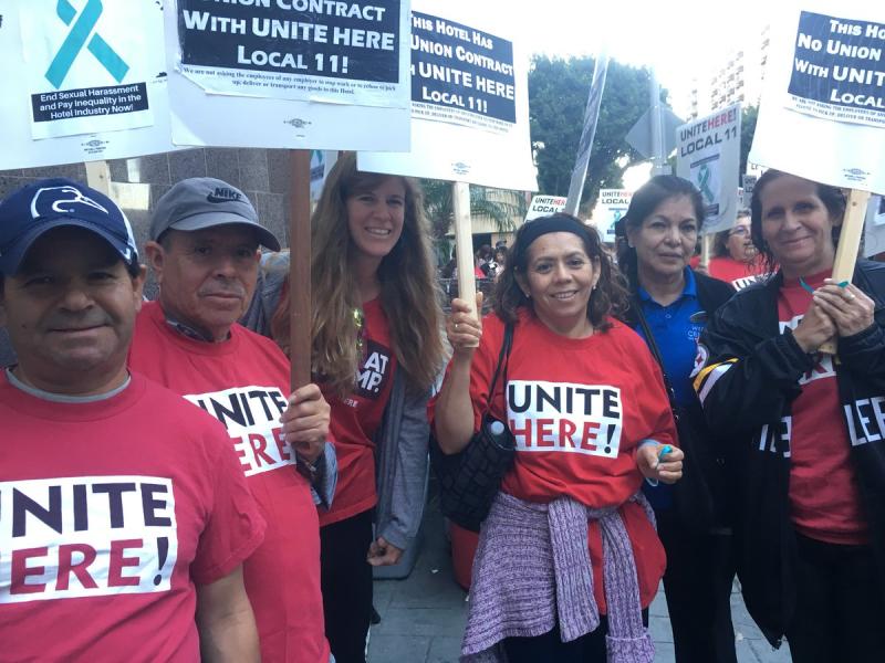 Unite Here Local 11