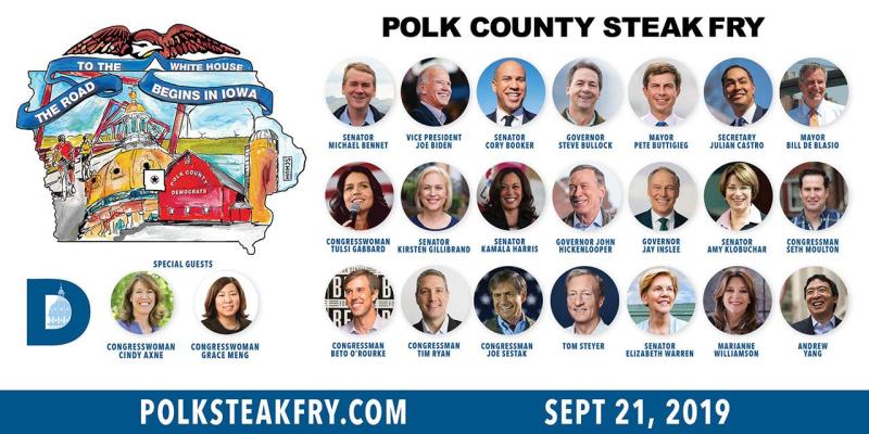 Polk Co Steak Fry 2019
