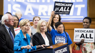 Medicare for All Group Shot