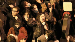 Iran Protests Jan 2020
