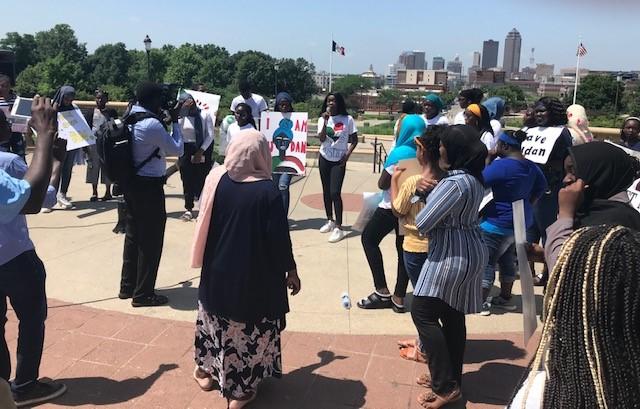 Sudan Protest June 2019