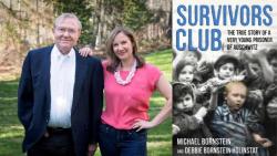 Michael Bornstein Debbie Holinstat and Book