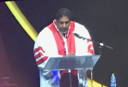 Barber Preaching