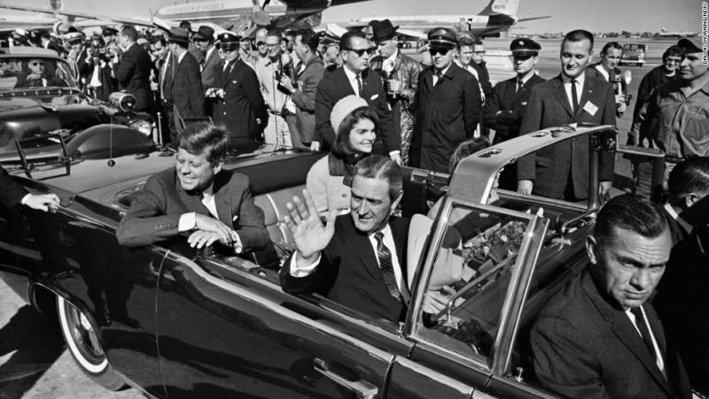 Kennedy Dallas 22 Nov 1963