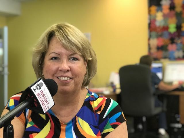Peggy Huppert Sept 2019