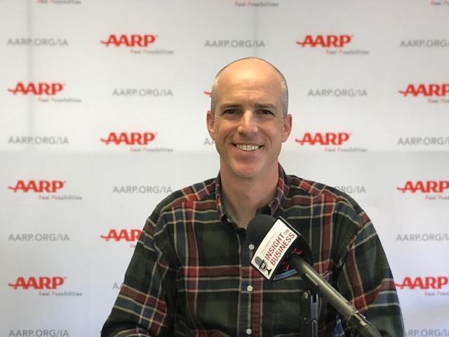 Brad Anderson Oct 2019