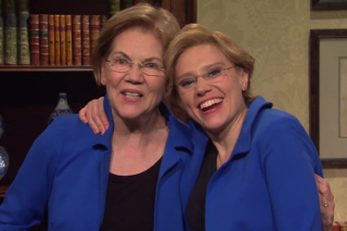 Warren SNL March 2020