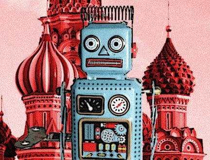 Russian Bot Image