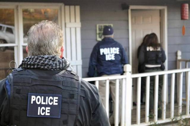ICE Arrests Charlotte Observer