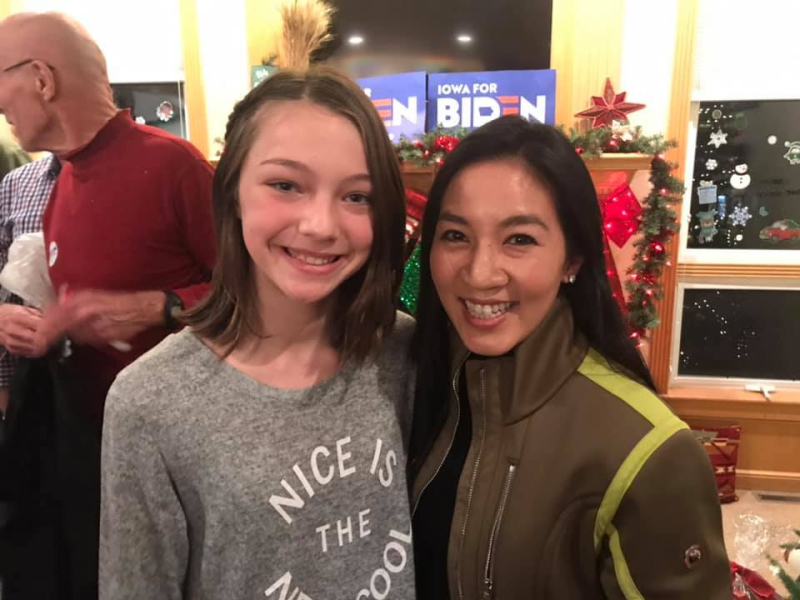 Jovie Michelle Kwan Dec 2019
