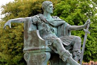 Constantine Statue