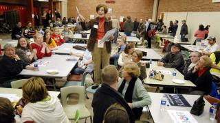 Iowa Caucus Image NPR