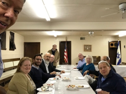 Adas Israel Break Fast Oct 2019