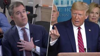 Trump Alexander split
