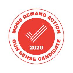 Moms Guns Logo