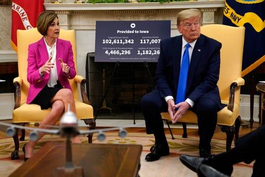 Reynolds Trump May 2020 White House DSM  Register