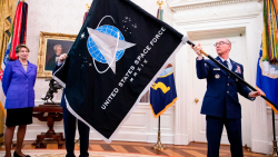 Space Force Flax May 2020