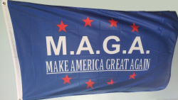 MAGA Flag