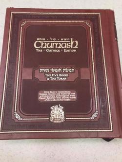 Chumash Found